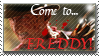 Come to... FREDDY by draconiangem