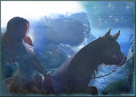 By morning I will be far away by Freyja-M