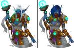 Warcraft Monks