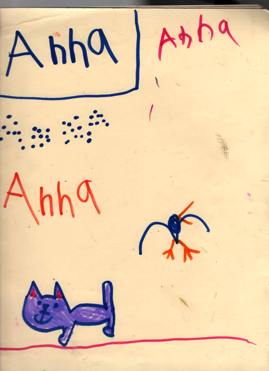 cat cat cat anna anna aann nnaa by Rin-Uzuki