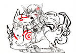 Ammy and Nei - Inkheart