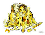 COMM: Koyomi and Anais (001)