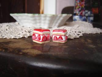 Strawberry Dessert Experiment