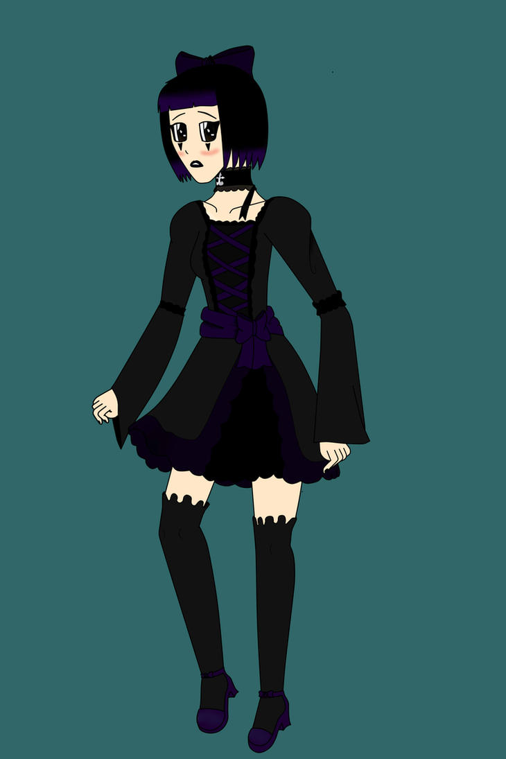 Haxisal Lolita Coloured/Complete by Haxisal-XIII