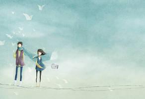 freedom... by tamypu