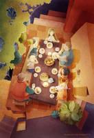 Dinner by tamypu