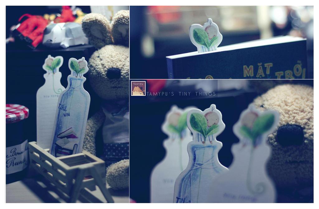 BOOKCARD ,MY DESIGN by tamypu