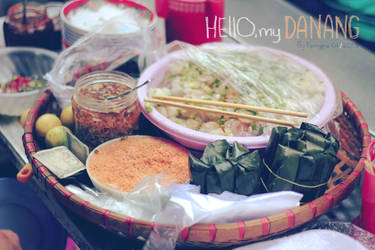 Vietnamese food by tamypu