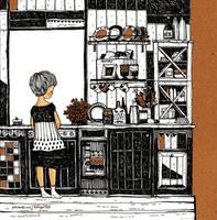 2 OVER 306 , KITCHEN - MY WISH by tamypu