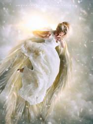 Angel of Light by Jovan-Porto