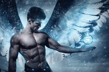 Crius: Titan of Cold by Jovan-Porto