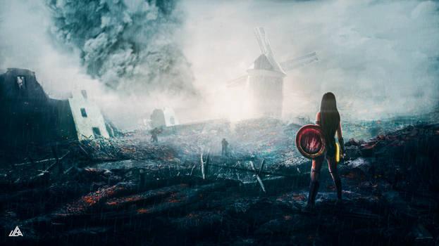 Wonder Woman: World War