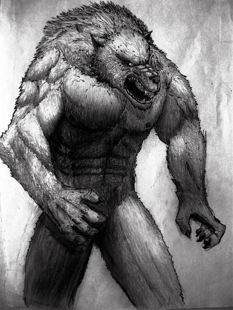 Werewolf by Cridus