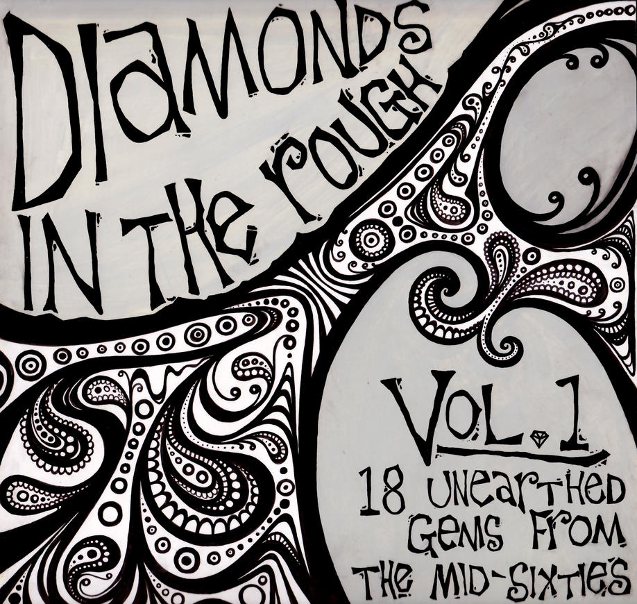 Diamonds in the Rough Vol. 1 by ak-attack