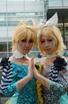 Len and Rin Cosplay