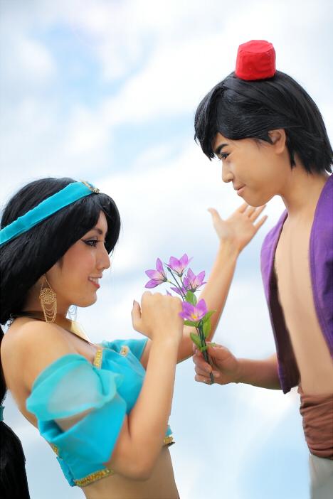 Aladdin by Maho-Urei