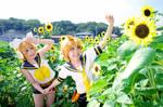 sunflower Kagamine