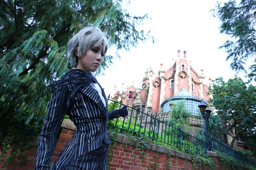 Haunted Mansion by Maho-Urei