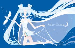 SailorMoon COSMOS by Szk4