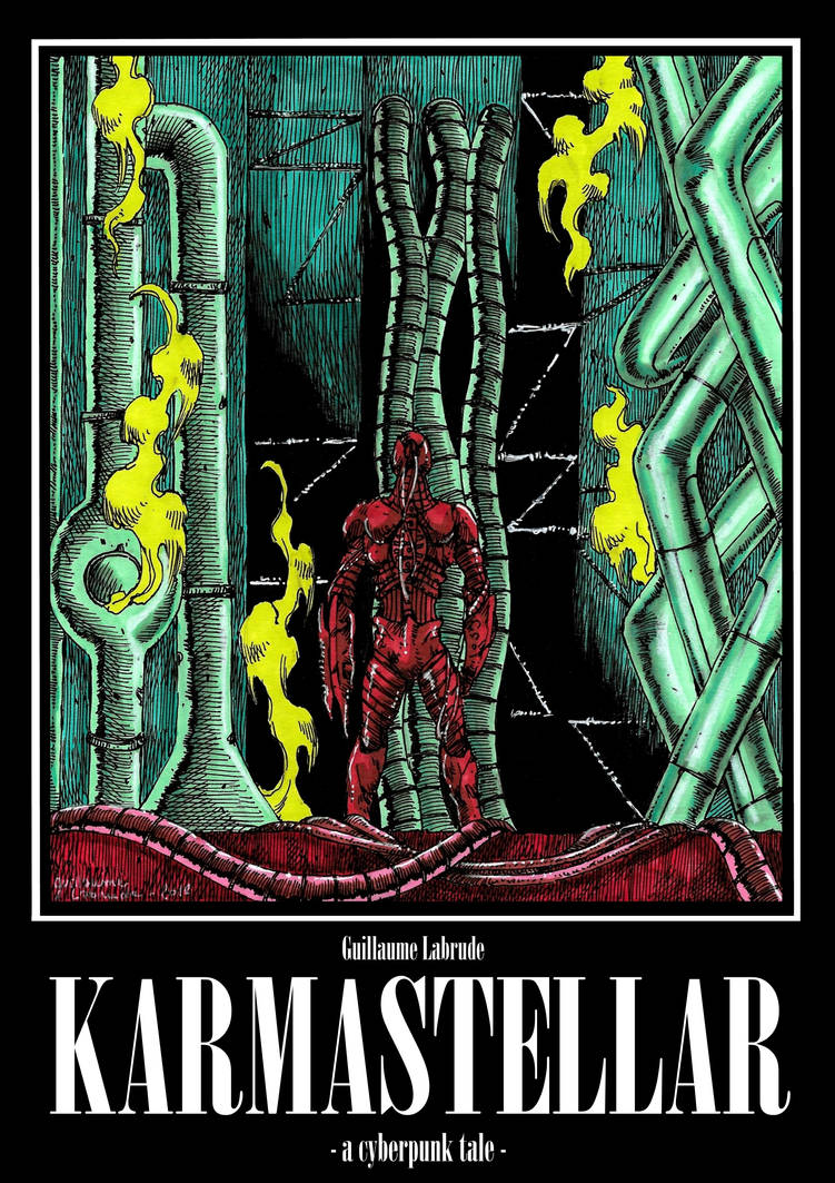 Karmastellar - Cover. by Labrude