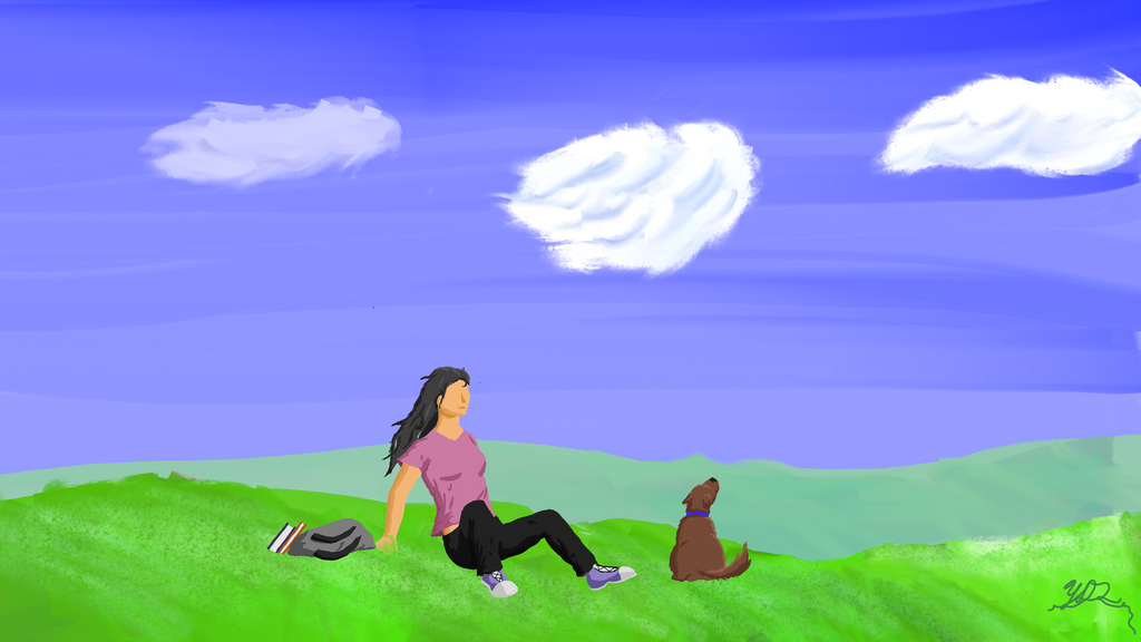 Cloud Watching, by Yodawgyoutalkin2me