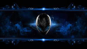 Blue-Alien