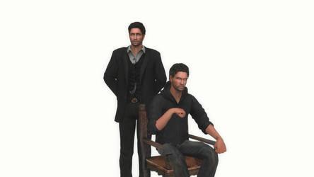 (VenturianTale) Brothers by PitZagafull