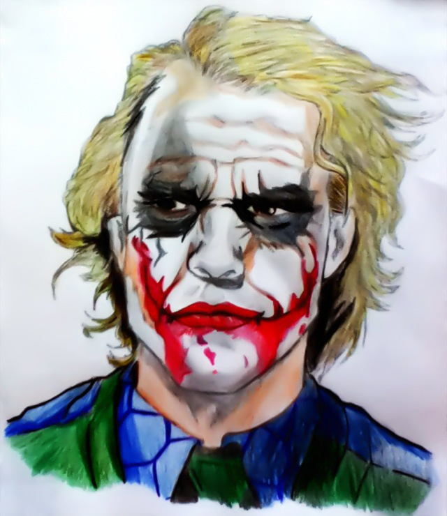 The Joker by Bionico2OO7
