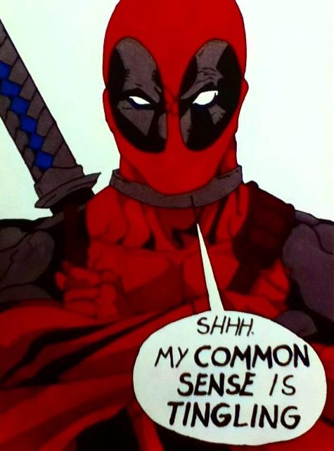 Deadpool by Bionico2OO7