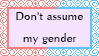 Or misgender me by Fae-Guts