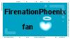 Firenationphoenix fan stamp: Happy birthday! by Fae-Guts