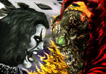 in heven and hell by darkangel2582