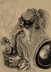 dwarf wow by darkangel2582