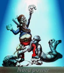 Cartoons by darkangel2582