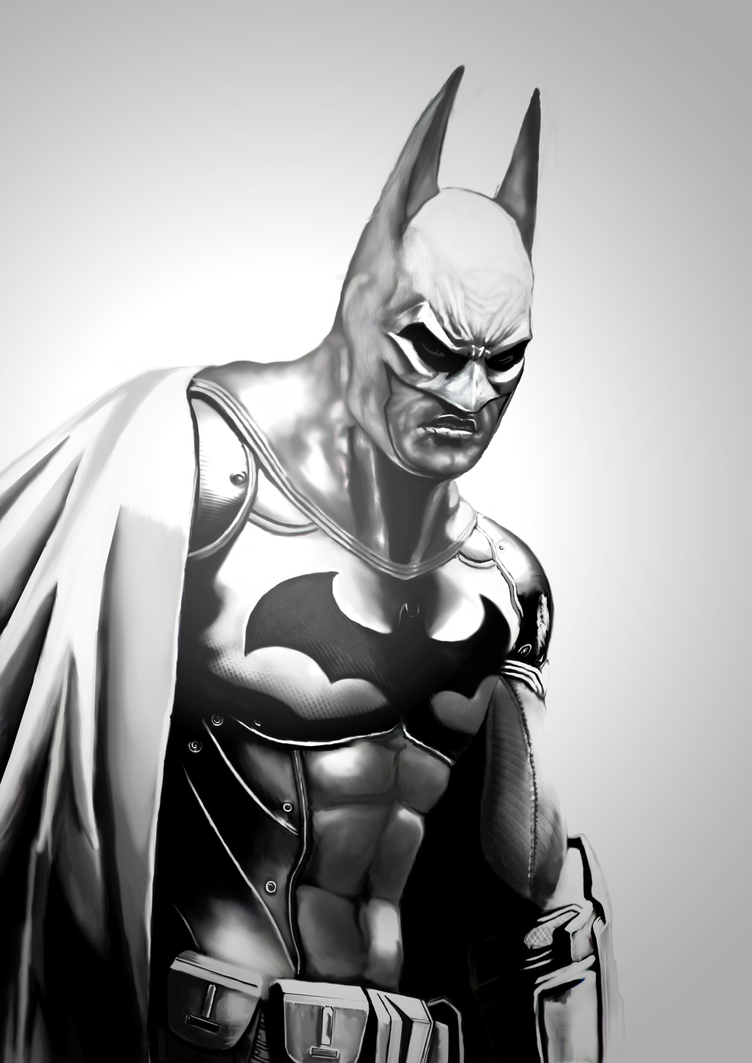 Batman De Finistlys by darkangel2582