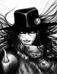 Vampire hunter D by Dostopochtennaja