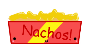 Cheesy Nacho Design by GrayMegumi
