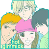 Four - Hot Gimmick by dedkake