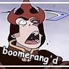 Boomerang'd - Avatar by dedkake