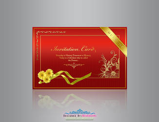 Invitation CARD by Noorahimi