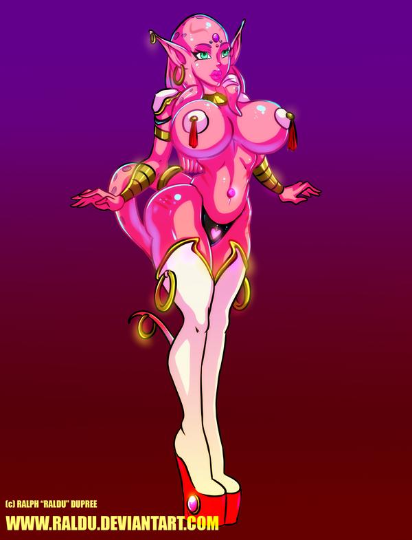 [New Species] Nymphala (Lily) by RalDu