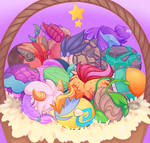 [MSM] Revived Celestials Easter Eggs