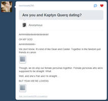 Best ask from an anon ever by KaptynQerq
