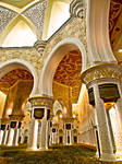 Sheikh Zayed Grand Mosque IV by Celestial22