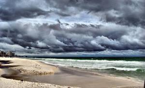 HDR Beach 2