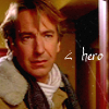 Rickman. My hero by maryryder