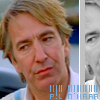 Rickman as P.L O'Hara by maryryder