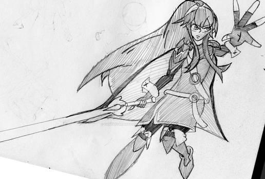 Lucina sketch