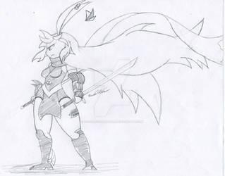 Yae Kasumi sketch~