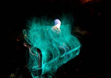 Blue Flames by pdtnc